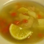 Рыбный суп из банки