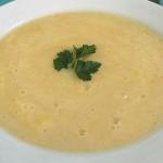 Протертый овощной суп