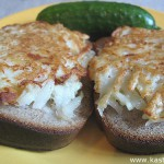 Крестьянский бутерброд