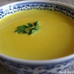 Протертый суп из цветной капусты