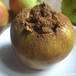 Печеное яблоко