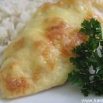 Куриные грудки по сметаной и сыром