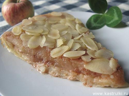 "Яблочный пирог ""Татен"""