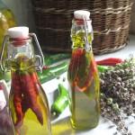 Острое оливковое масло